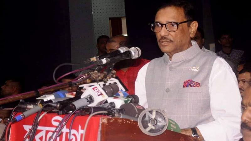 'BNP is in crisis due to unparalleled advancement under Sheikh Hasina'