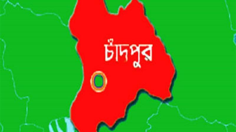 চাঁদপুর জেলার মানচিত্র, ছবি: সংগৃহীত