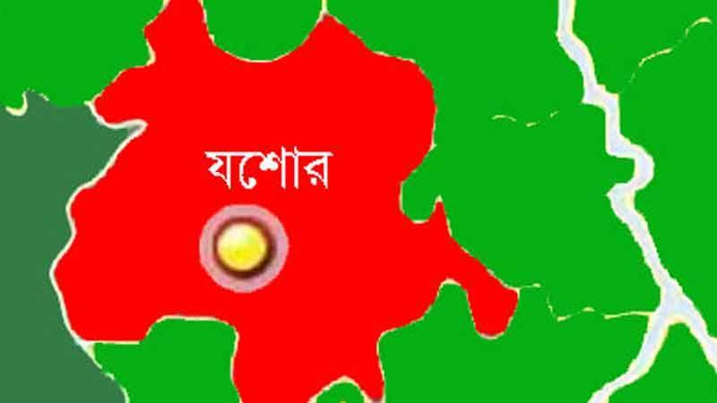 যশোর জেলার মানচিত্র, ছবি: সংগৃহীত