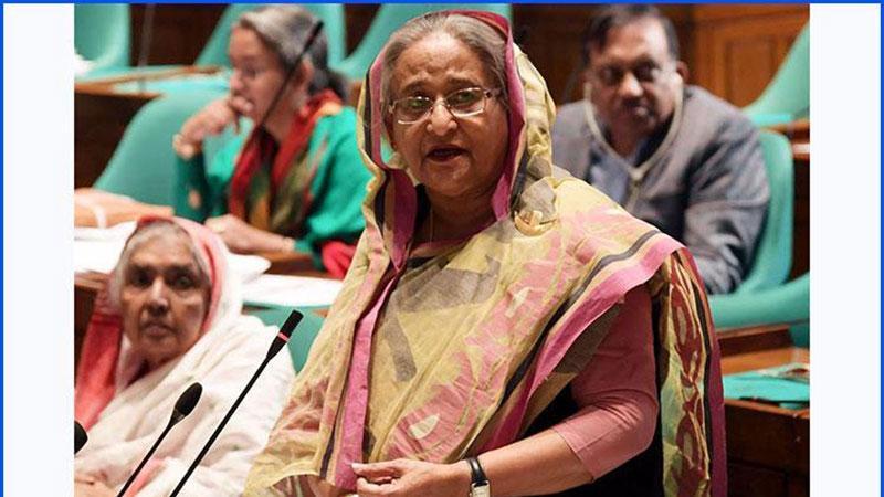 Ershad was a polite gentleman- Sheikh Hasina