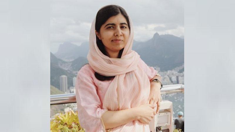 নোবেল বিজয়ী পাকিস্তানি তরুণী মালালা ইউসুফজাই