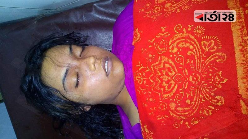 তানজিনা বেগম, ছবি: বার্তাটোয়েন্টিফোর.কম