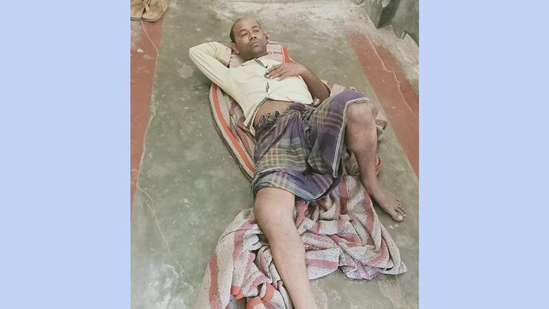 গ্রেফতার হওয়া সর্দার বাবু, ছবি: সংগৃহীত