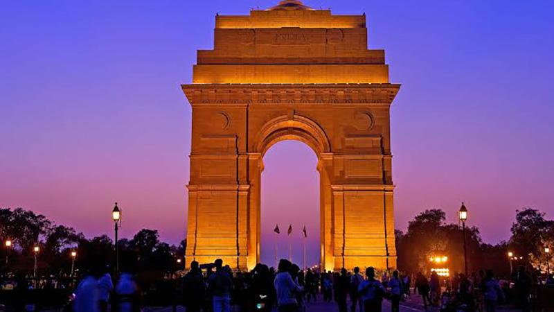 Delhi, Capital City of India, Photo: Collected