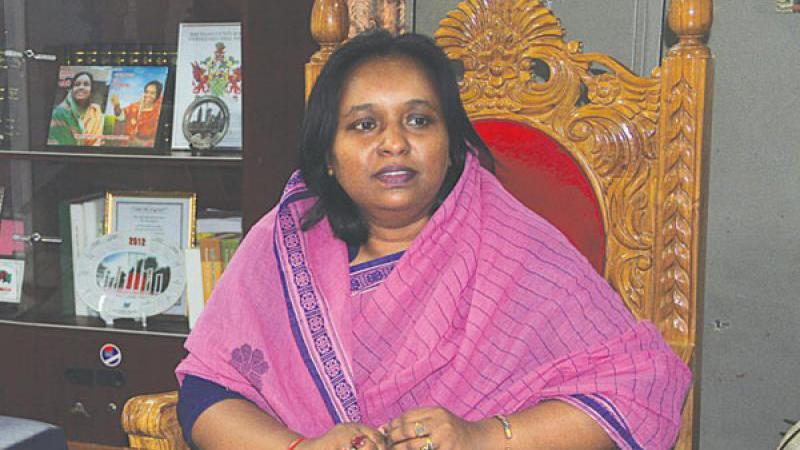 মেয়র ডা. সেলিনা হায়াৎ আইভী, ছবি: সংগৃহীত