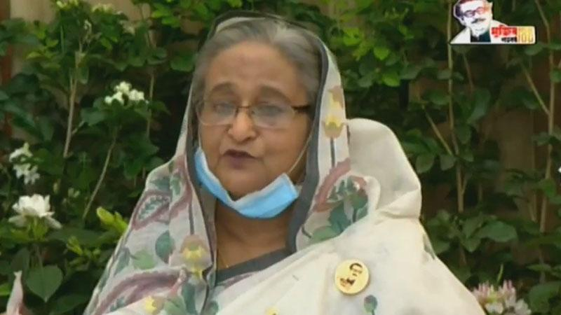 prime minister sheikh hasina, photo: collected