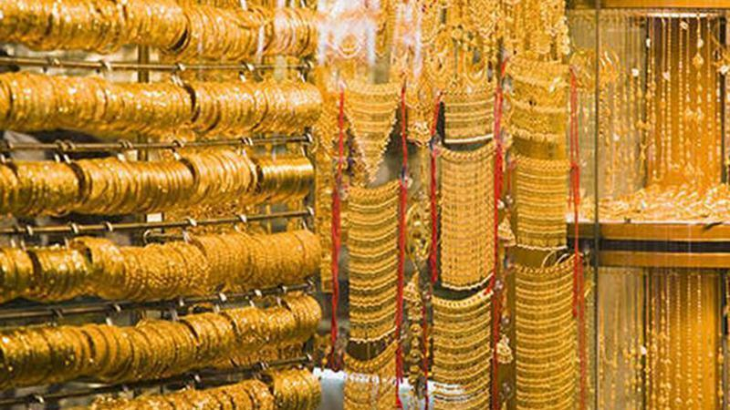 Gold price jumps again, Photo: Collected