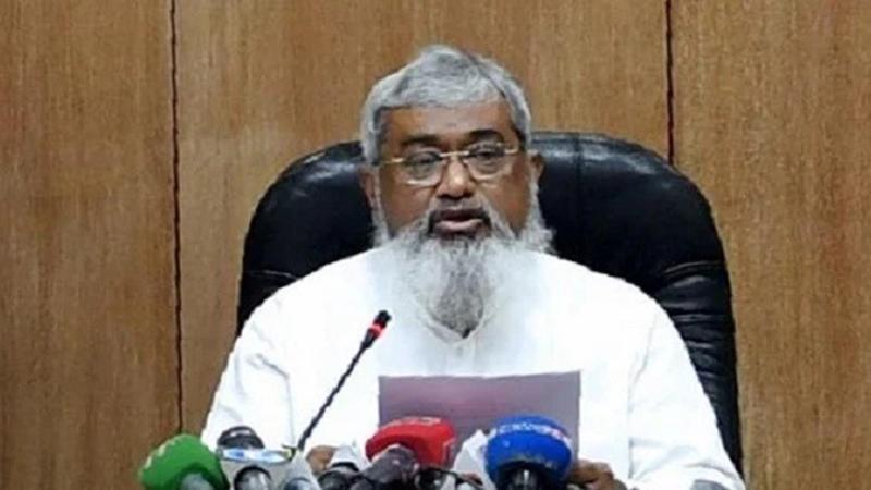 Cabinet Secretary Khandaker Anwarul Islam