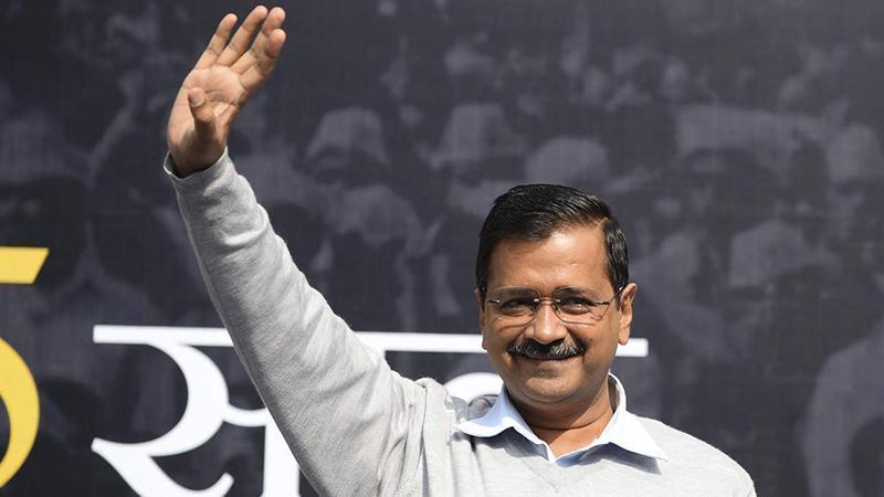 Aam Aadmi Party (AAP) Aurobindo Kejriwal