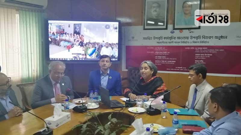 Education Minister Dr. Dipu Moni, Photo: Barta24.com