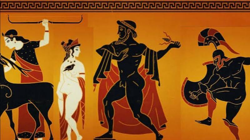 শিল্পীর কল্পনায় পৌরাণিক কাল, ছবি: সংগৃহীত