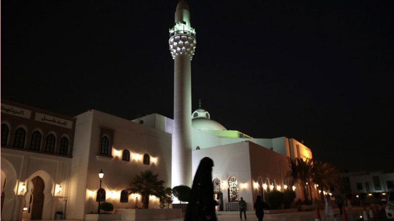 সৌদি আরবের একটি মসজিদ, ছবি: সংগৃহীত