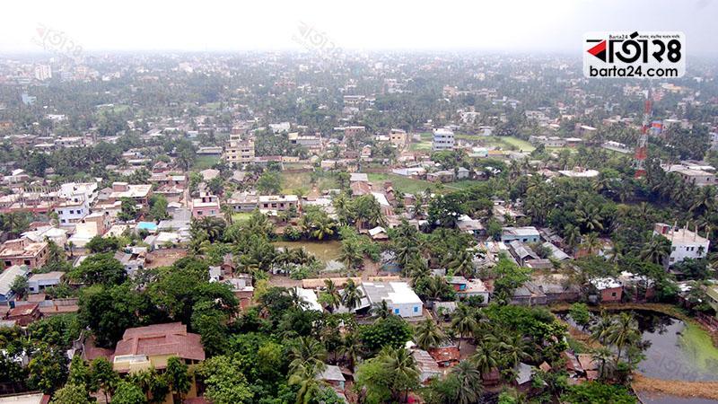খুলনা শহর   ছবি: বার্তা২৪.কম