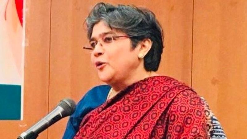 রাষ্ট্রদূত রাবাব ফাতিমা/ছবি: সংগৃহীত