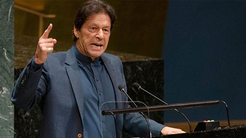পাকিস্তানের প্রধানমন্ত্রী ইমরান খান/ছবি: সংগৃহীত