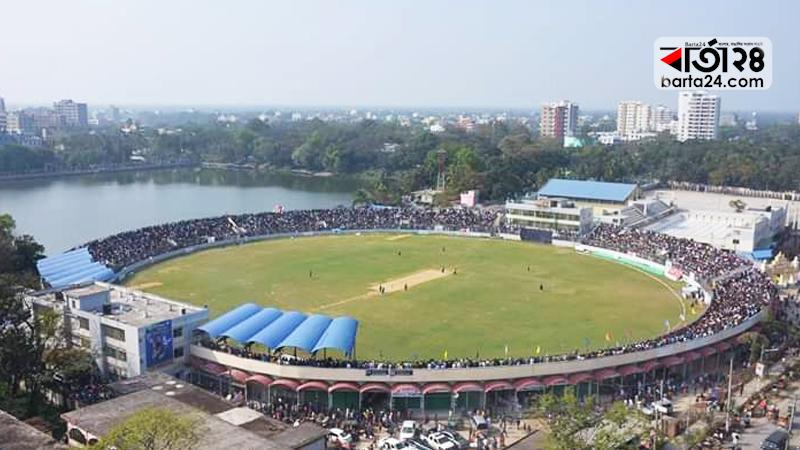 কুমিল্লা স্টেডিয়াম/ছবি: বার্তা২৪.কম