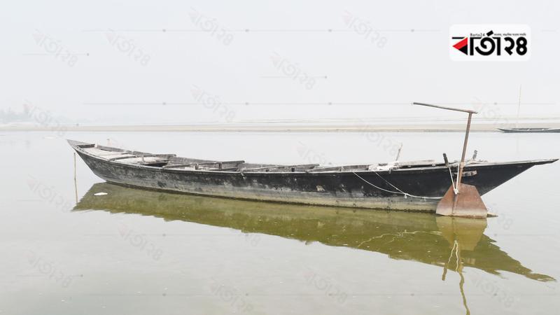 খরস্রোতা তিস্তা এখন মরা নদীতে পরিণত হয়েছে, ছবি: বার্তা২৪.কম