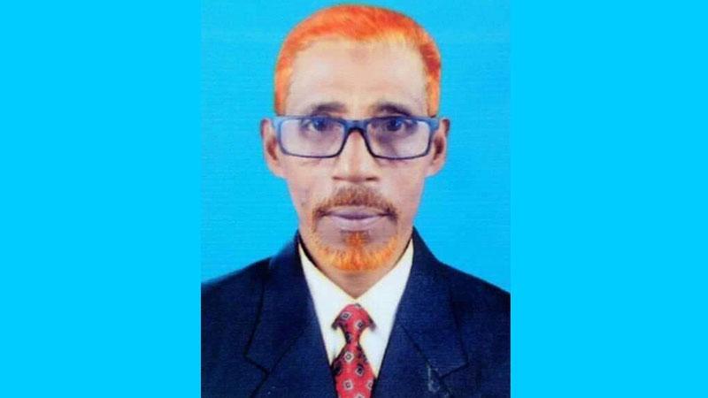 সাংবাদিক রাশেদ খান হেলাল