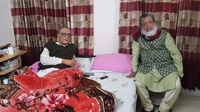 সাবেক এমপি ওয়ালিউর রহমান রেজা ও ডেপুটি স্পিকার মো. ফজলে রাব্বী মিয়া