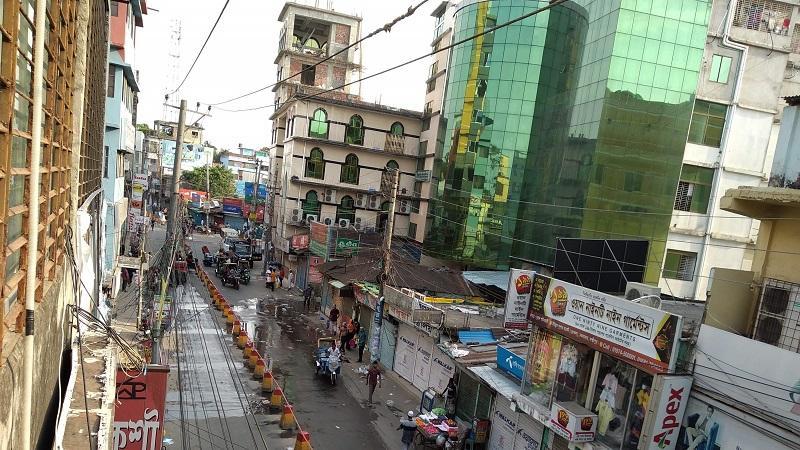 লক্ষ্মীপুর শহর।
