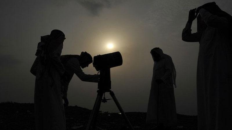 সৌদি আরবে শাওয়াল মাসের চাঁদ দেখা যায়নি, ছবি: সংগৃহীত