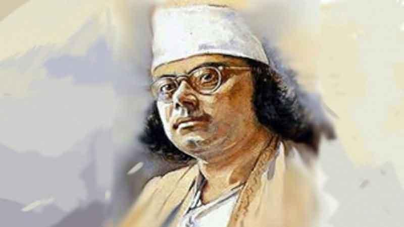 কবি কাজী নজরুল ইসলাম/ছবি: সংগৃহীত
