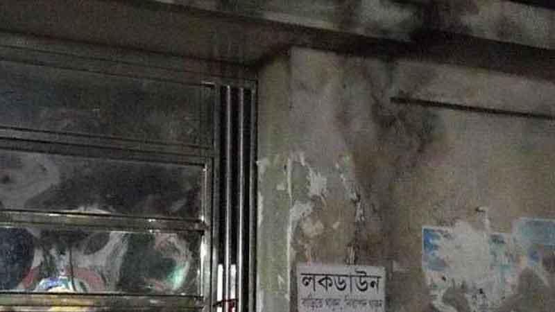এরশাদের বাসবভন 'পল্লী নিবাস'/ছবি: সংগৃহীত