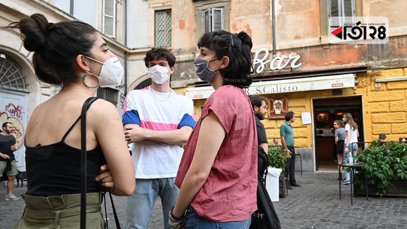 ইতালিতে কমছে আক্রান্ত ও মৃত্যু, বাড়ছে সুস্থতা