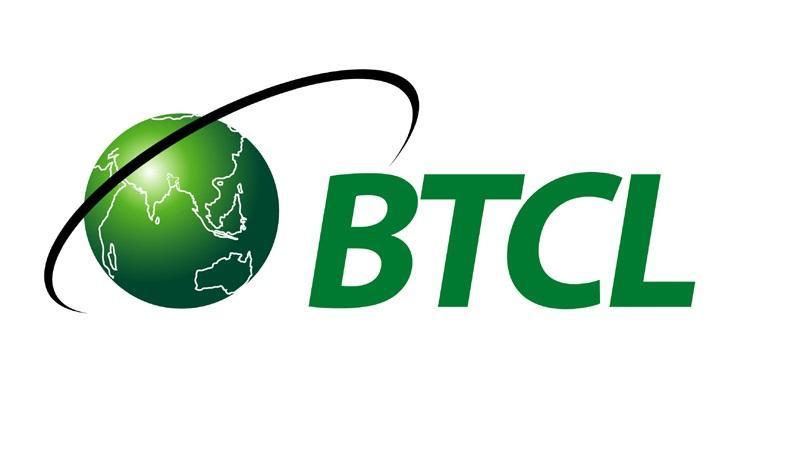 বাংলাদেশ টেলিকমিউনিকেশন্স কোম্পানি লিমিটেডে (বিটিসিএল) লোগো