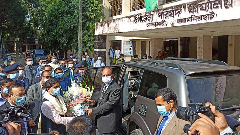 রংপুর বিভাগীয় কমিশনার আব্দুল ওহাব ভূঞা
