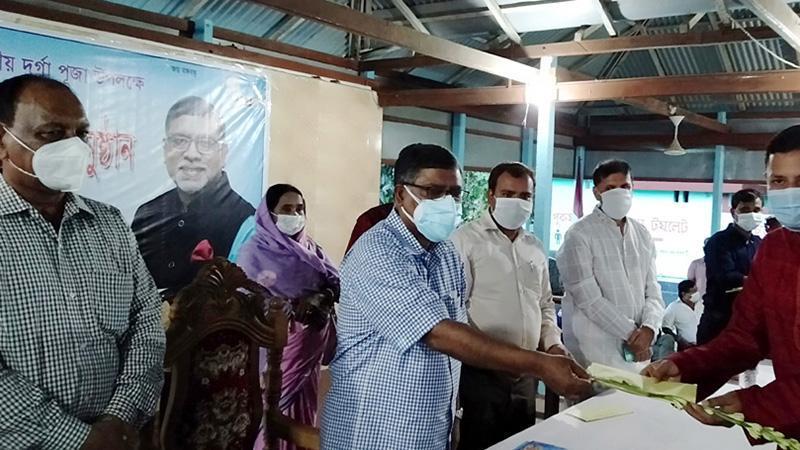 Health and Family Welfare Minister Zahid Malek Swapan