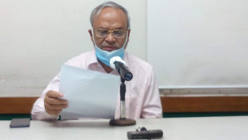 বিএনপির সিনিয়র যুগ্ম মহাসচিব রুহুল কবির রিজভী