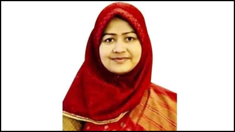 Madaripur Deputy Commissioner Dr. Rahima Khatun