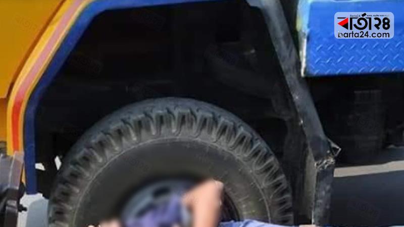 চাঁপাইনবাবগঞ্জে ট্রাকের ধাক্কায় দুই শিক্ষার্থী নিহত