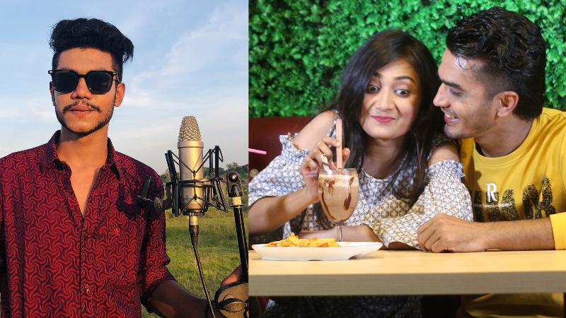 এআর রাব্বির 'নষ্ট' গানের দৃশ্য