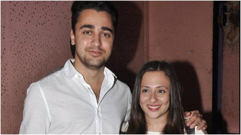 ইমরান খান ও তার স্ত্রী অবন্তিকা মালিক