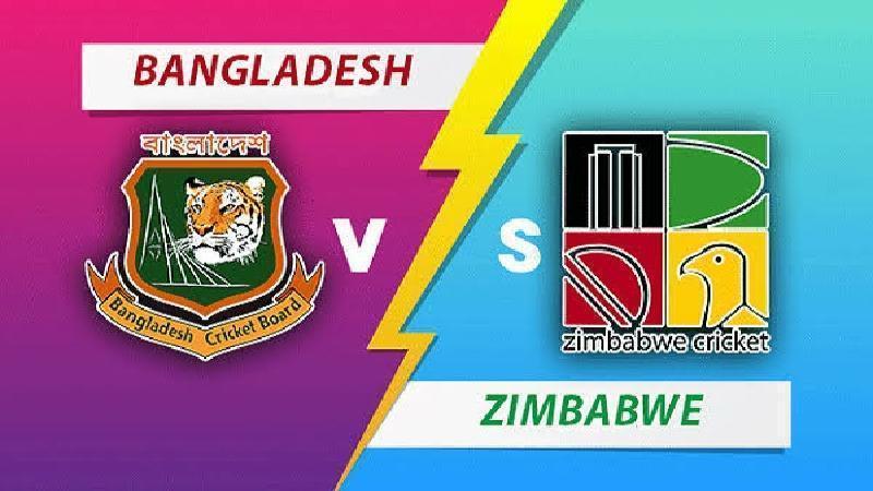 বাংলাদেশ-জিম্বাবুয়ে ক্রিকেট সিরিজ