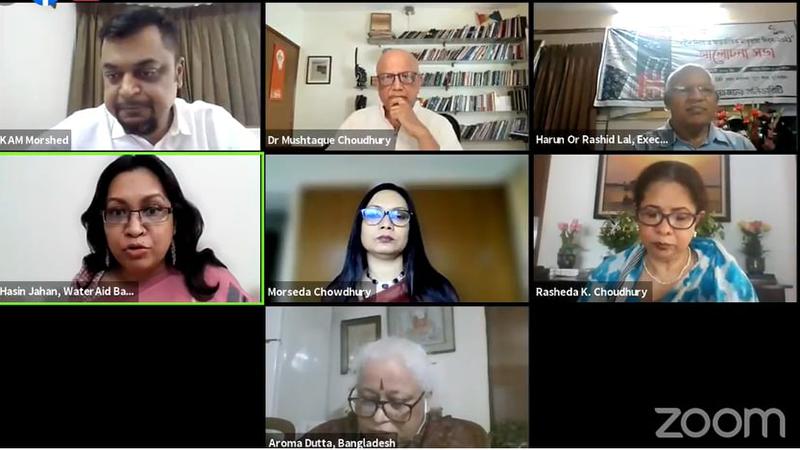 'Bangladesh at 50:  Health & Sanitation and the role of NGOs'