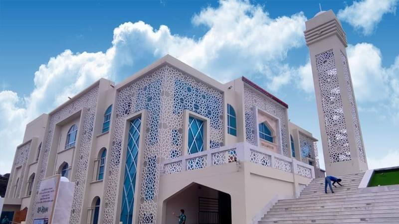 PM inaugurates 50 model mosques