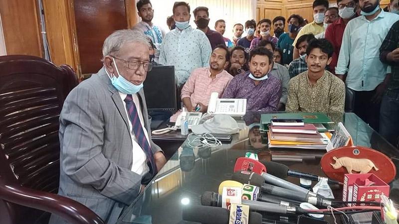 অধ্যাপক ড. হাসিবুর রশীদ