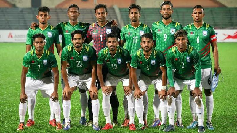 বাংলাদেশ ফুটবল দল