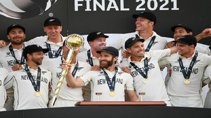 New Zealand win World Test Championship defeating India