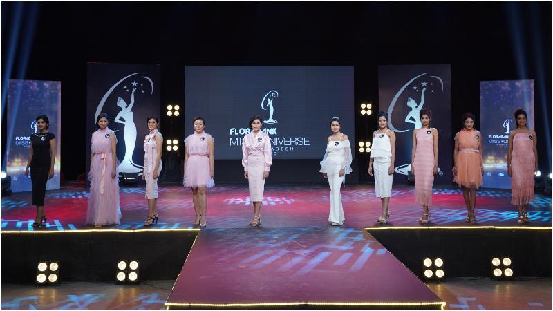 'মিস ইউনিভার্স বাংলাদেশ'র সেরা ১০ সুন্দরী