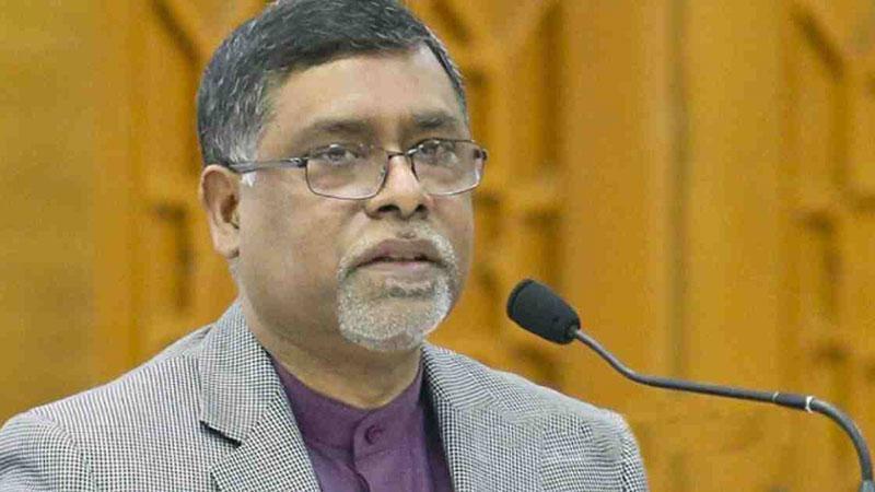 Health Minister Zahid Malek