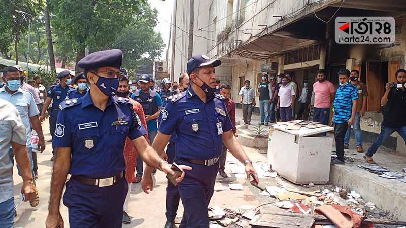 চট্টগ্রাম রেঞ্জের ডিআইজি মো. আনোয়ার হোসেন