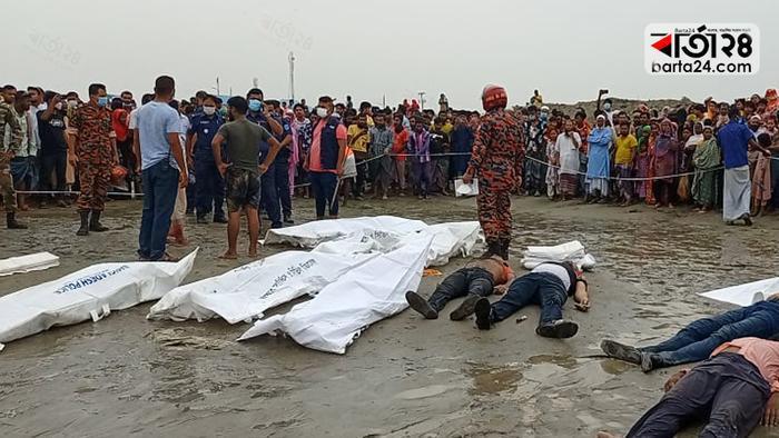 26 killed as bulkhead hits speedboat on Padma