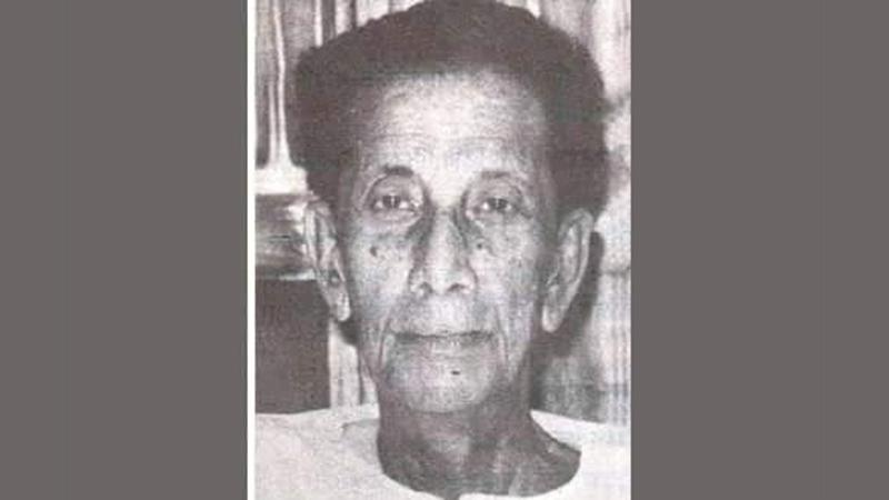 সম্পাদক মুজীবুর রহমান খাঁ (১৯১০-১৯৮৪)