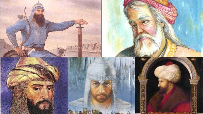 ইতিহাস বদলানো কয়েকজন মুসলিম বীর