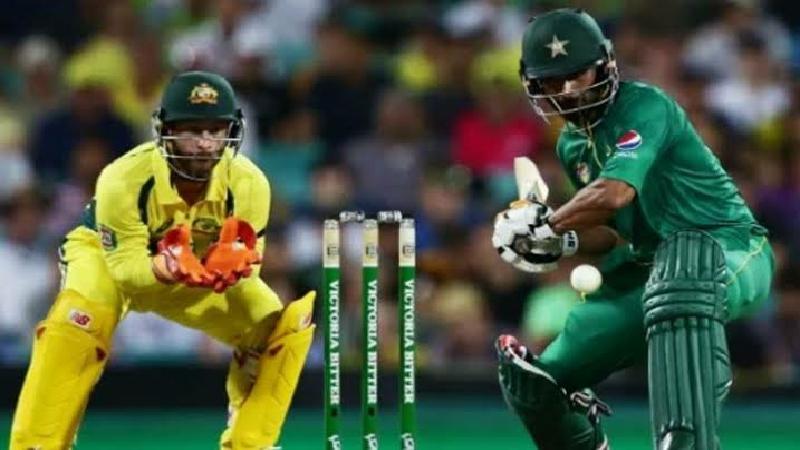 পাকিস্তান-অস্ট্রেলিয়া ক্রিকেট সিরিজ