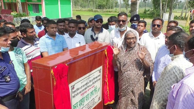জাতীয় সংসদের হুইপ মাহাবুব আরা বেগম গিনি